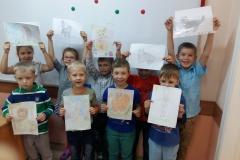 Рисунки ко Дню Амурского тигра