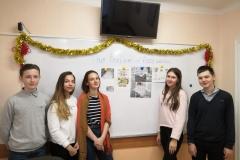 Праздничные уроки, посвященные Новому Году и Рождеству